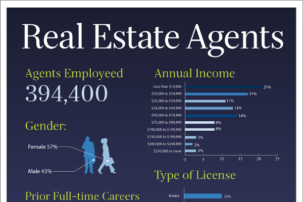 8 Great Real Estate Agent Demographics and Statistics ...