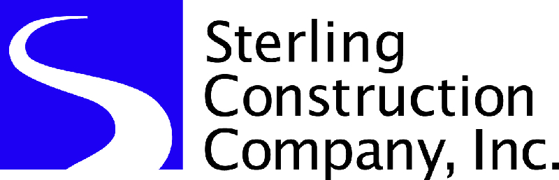 Sterling Construction Company Logo