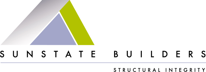 Sunstate Builders Company Logo