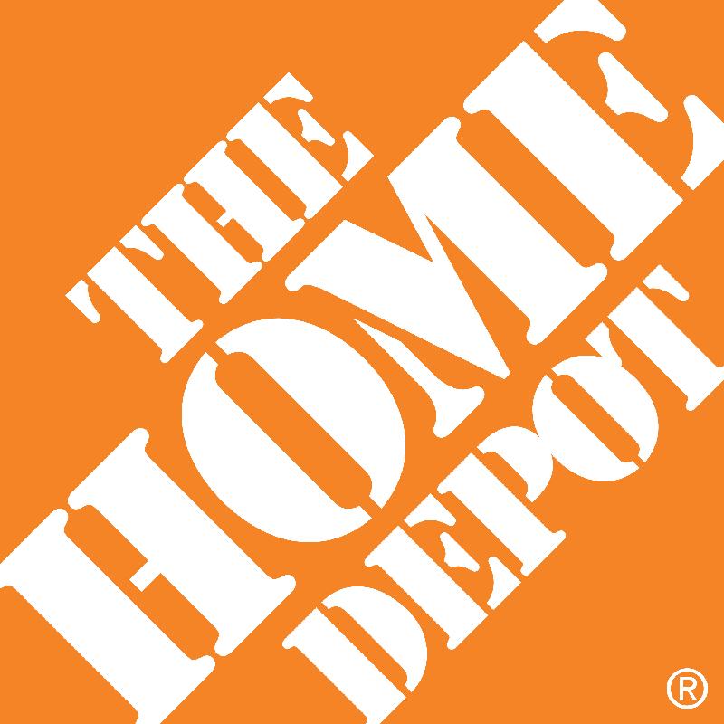 The Home Depot Company Logo List of Most Famous American Company Logos and Names