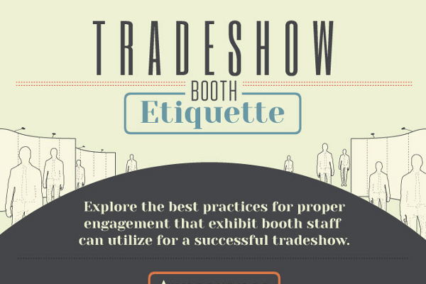 Trade Show Booth Etiquette : Trade show checklist trade show tips and strategies