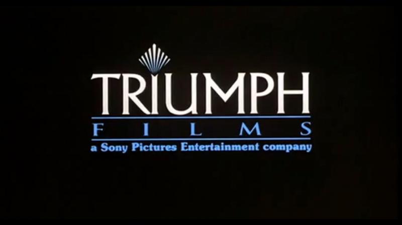 Triumph Films Company Logo