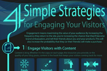 Increase Website Page Views through Visitor Engagement Techniques
