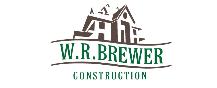 W R Brewer Construction Company Logo