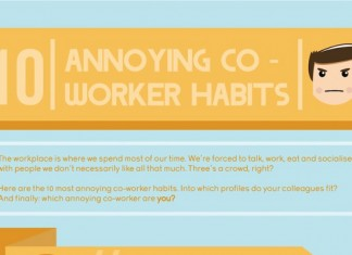 10 Most Annoying Habits of Work Colleagues and Co-Workers