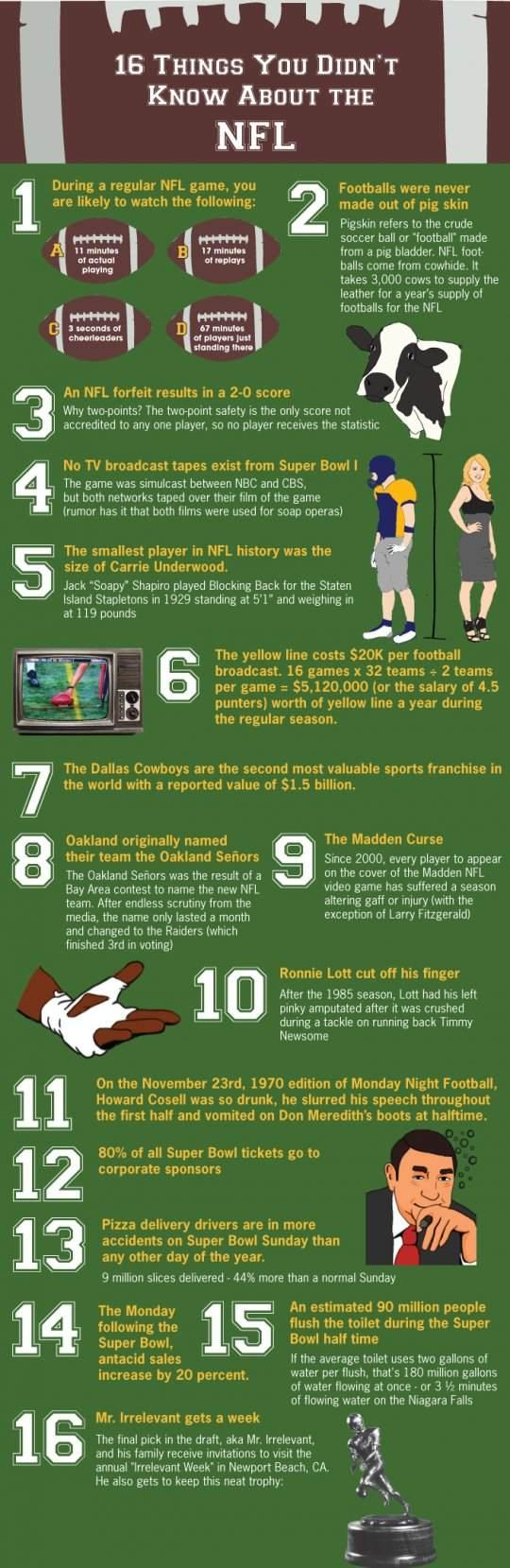 nfl football information