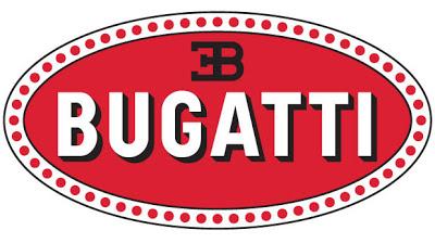 Bugatti Company Logo
