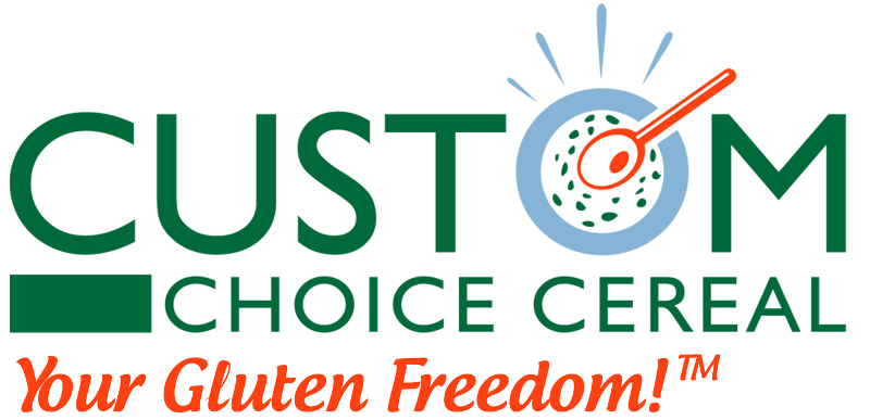 Custom Choice Cereal Company Logo
