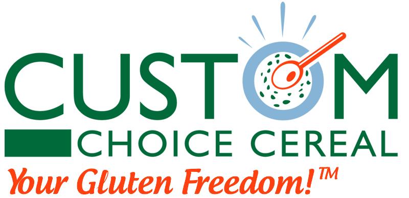 Custom Choice Cereal Company Logo