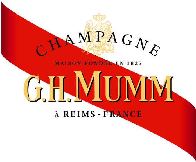 GH Mumm Company Logo 19 Famous Champagne Brands and Their Logos