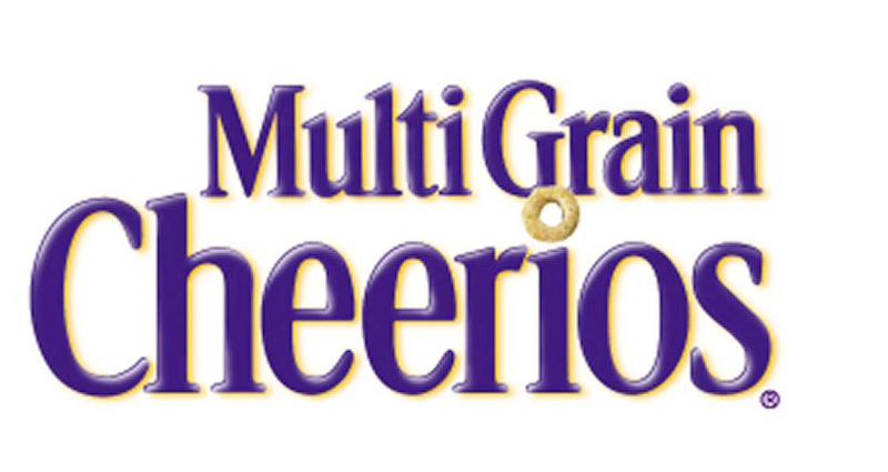 Multi Grain Cheerios Company Logo