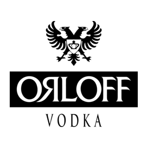 Orloff Company Logo 19 Best Vodka Brands and Vodka Company Logos