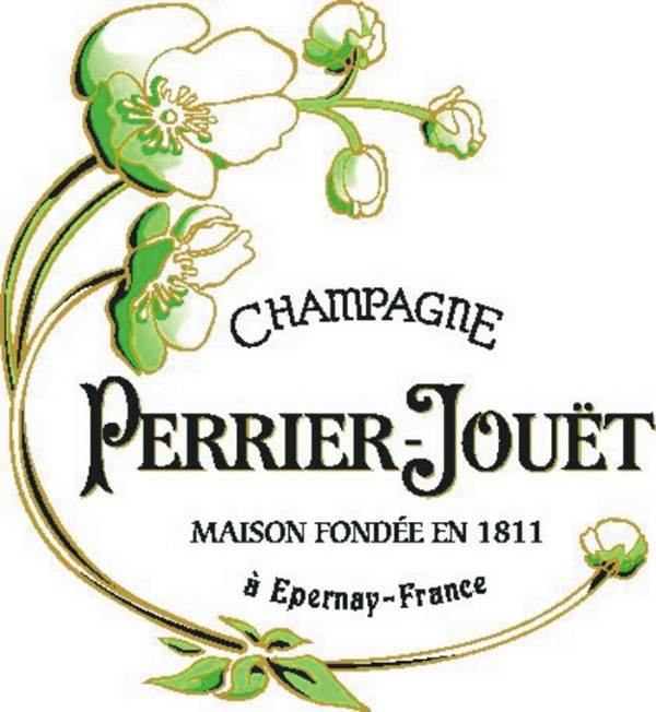 Perrier Jouet Company Logo 19 Famous Champagne Brands and Their Logos