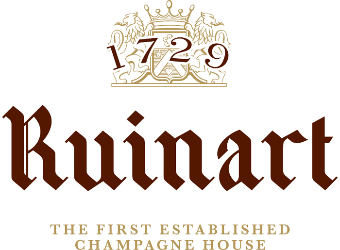 Ruinart Company Logo 19 Famous Champagne Brands and Their Logos