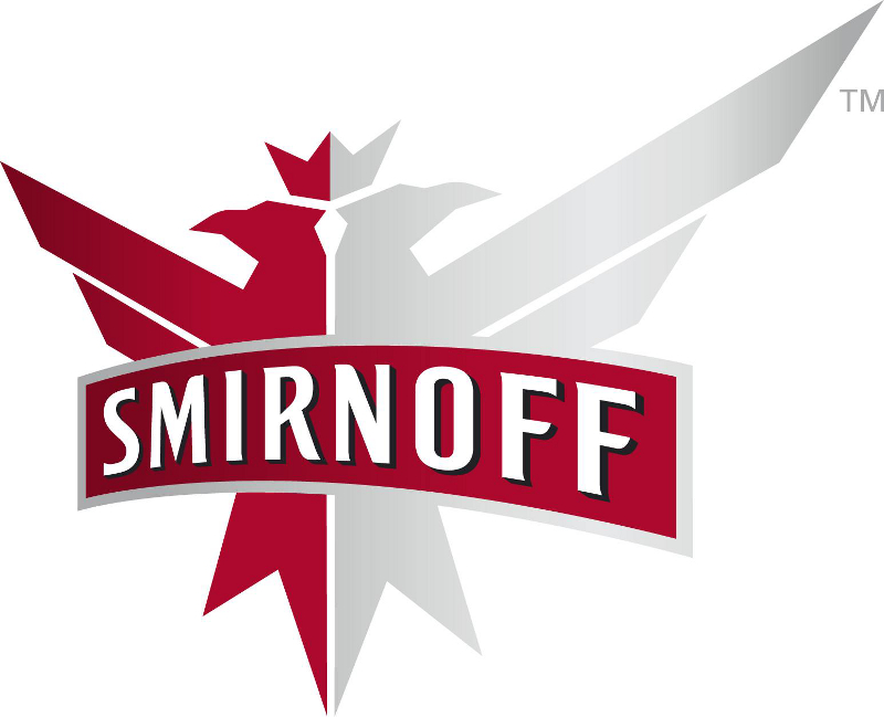 Smirnoff Company Logo 19 Best Vodka Brands and Vodka Company Logos