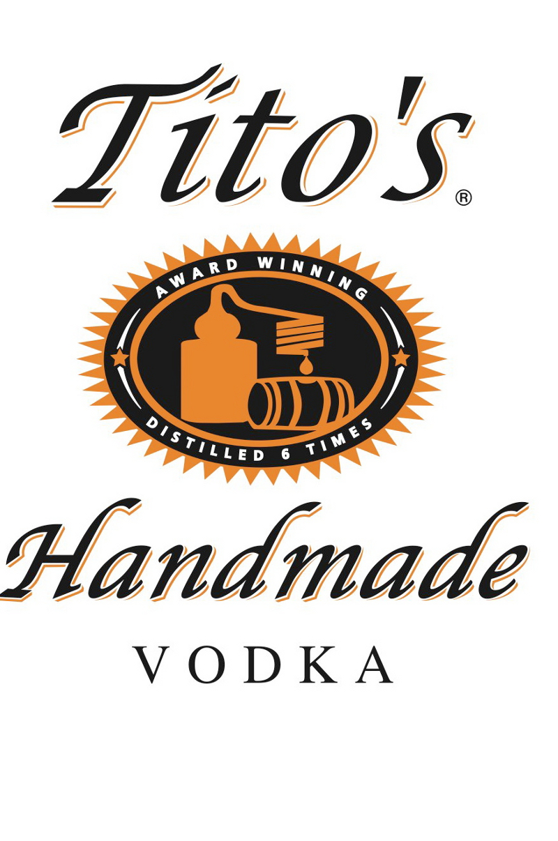 Titos Handmade Vodka Company Logo 19 Best Vodka Brands and Vodka Company Logos