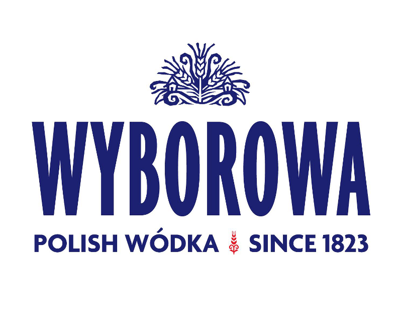 Wyborowa Company Logo 19 Best Vodka Brands and Vodka Company Logos