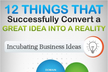 12 Keys to Converting Great Business Ideas into Reality