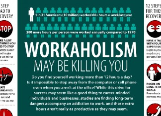 12 Steps to Curing Workaholism