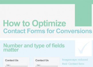 13 Contact Form Optimization Tips