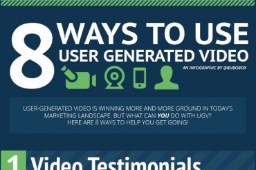 8 Ways to Utilize User Generated Video Content