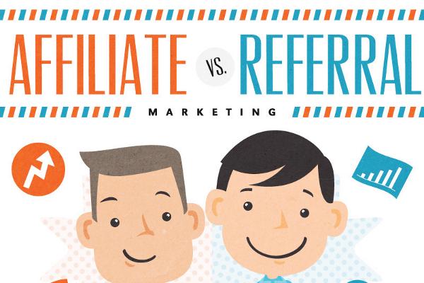 Affiliate Marketing vs. Referral Marketing | BrandonGaille.com