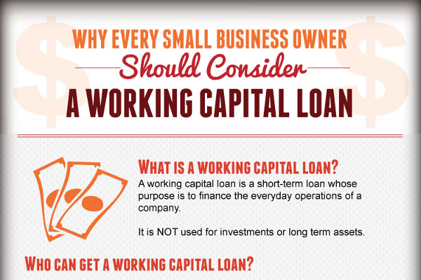 Benefits of Working Capital Loans for Small Business - BrandonGaille.com