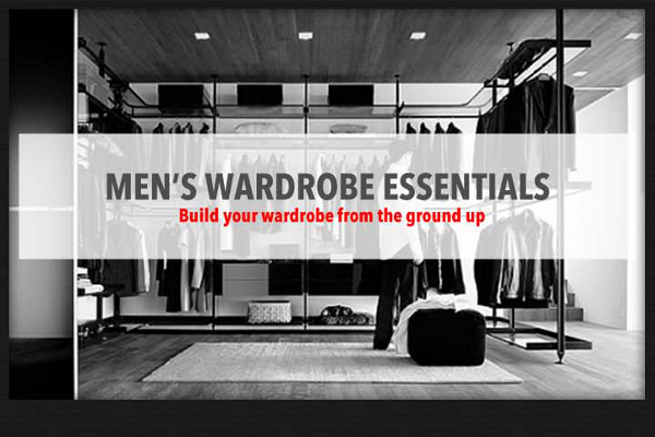 Building a Business Casual Wardrobe for Men