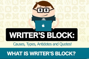 Cure for Overcoming Writer's Block