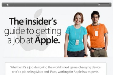 How to Get a Corporate Job at Apple