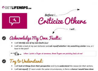 How to Stop Criticizing Others