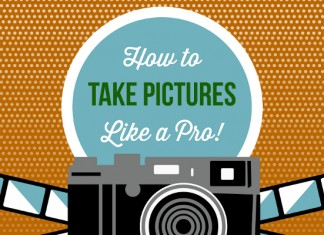 How to Take Good Professional Pictures