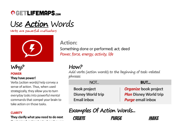 BrandonGaille.com  Action Verbs List