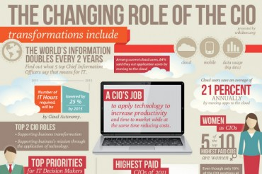 The Roles and Responsibilities of Today's CIO
