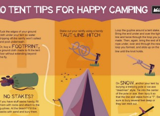 10 Must Know Camping Safety Tips