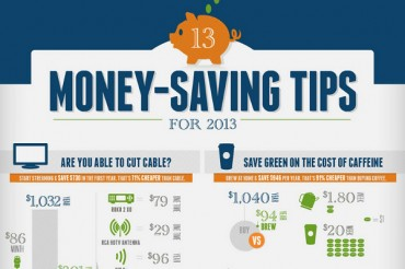 13 Creative Ways to Save Money