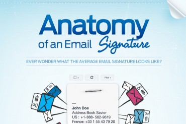 5 Good Tips for Creating a Professional Email Signature