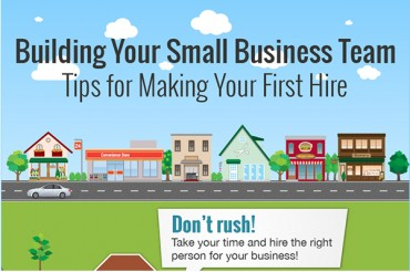 5 Tips for Hiring Your First Employee