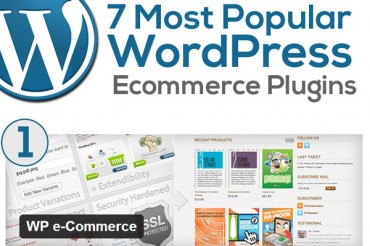 7 Best WordPress Ecommerce Plugins