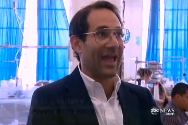 American Apparel's Dov Charney Net Worth