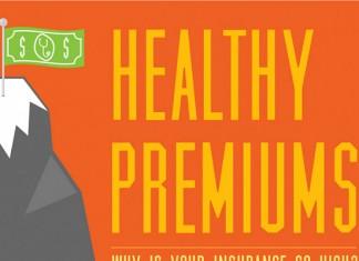 Average Cost of Private Health Insurance Per Month