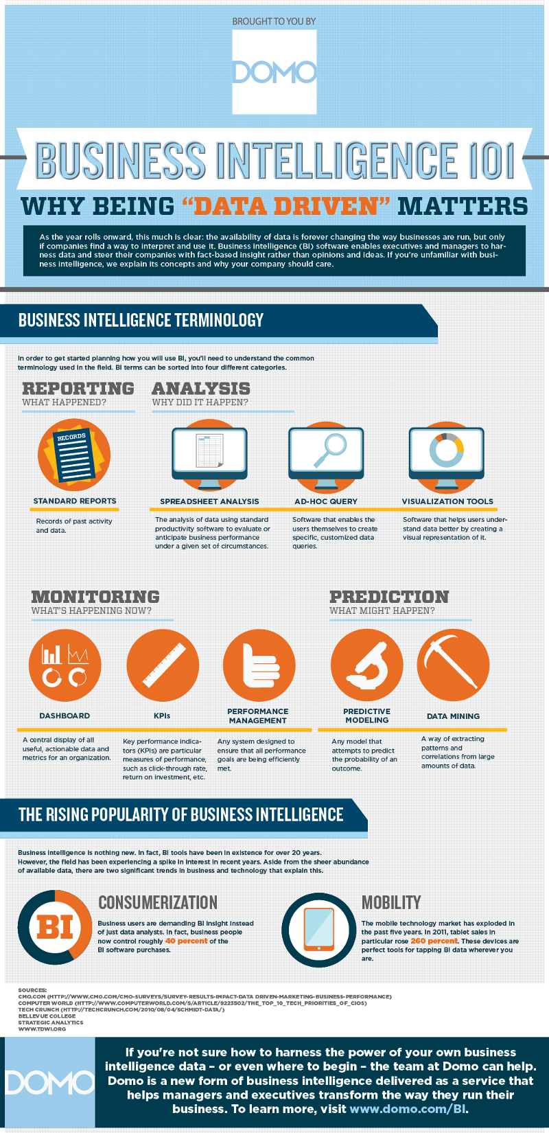 Basics to Business Intelligence