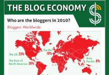 Demographic and Income Statistics of Bloggers