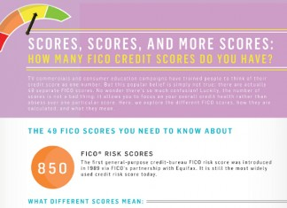 Explanation of the 49 Types of FICO Scores