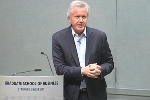 GE's Jeff Immelt's Leadership Style and Traits
