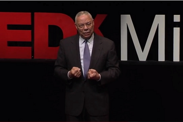 General Colin Powell's Leadership Style and Traits
