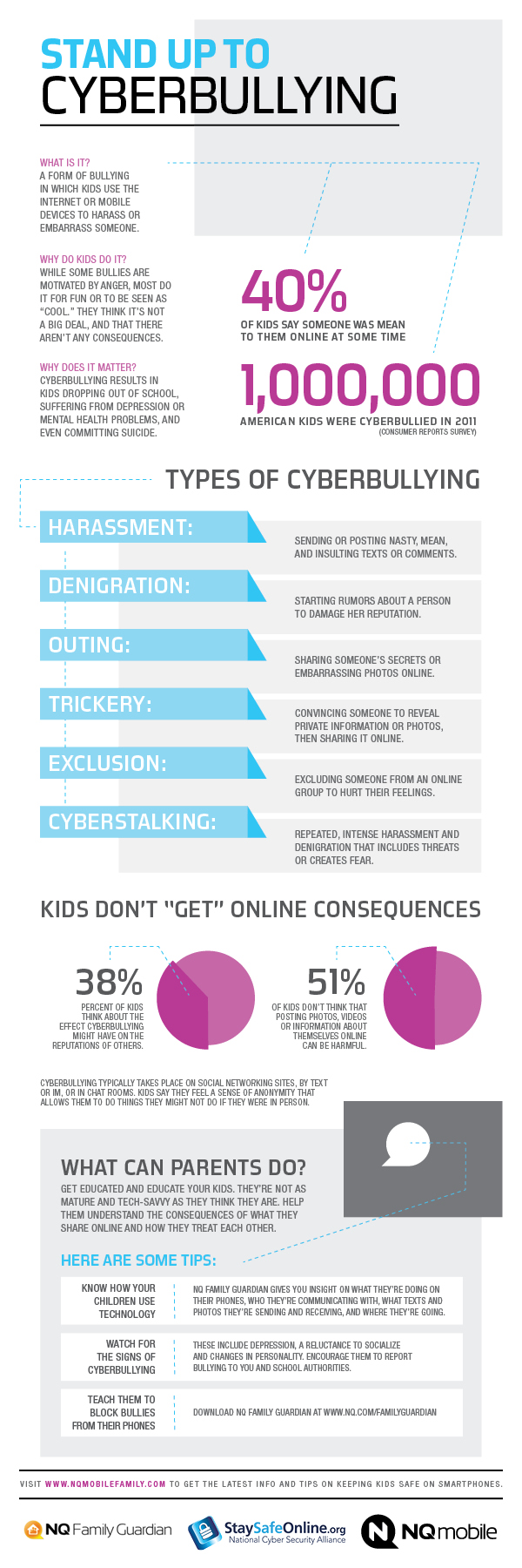 Guide to Cyber Bullying