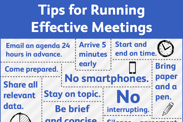 How to Have and Run an Effective Meeting | BrandonGaille.com