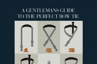 Instructions on How to Tie a Bow Tie