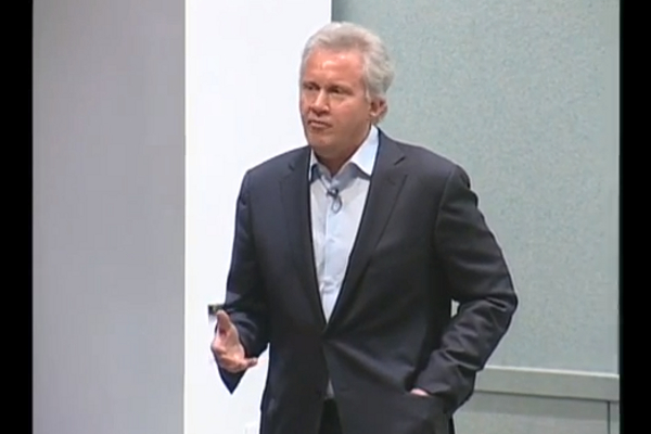 Jeffrey R. Immelt's Leadership Style